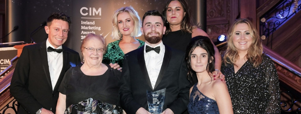 Chartered Institute of Marketing Ireland Awards 2018 by Digital 24 Belfast