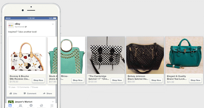 how to set up dynamic product remarketing on facebook