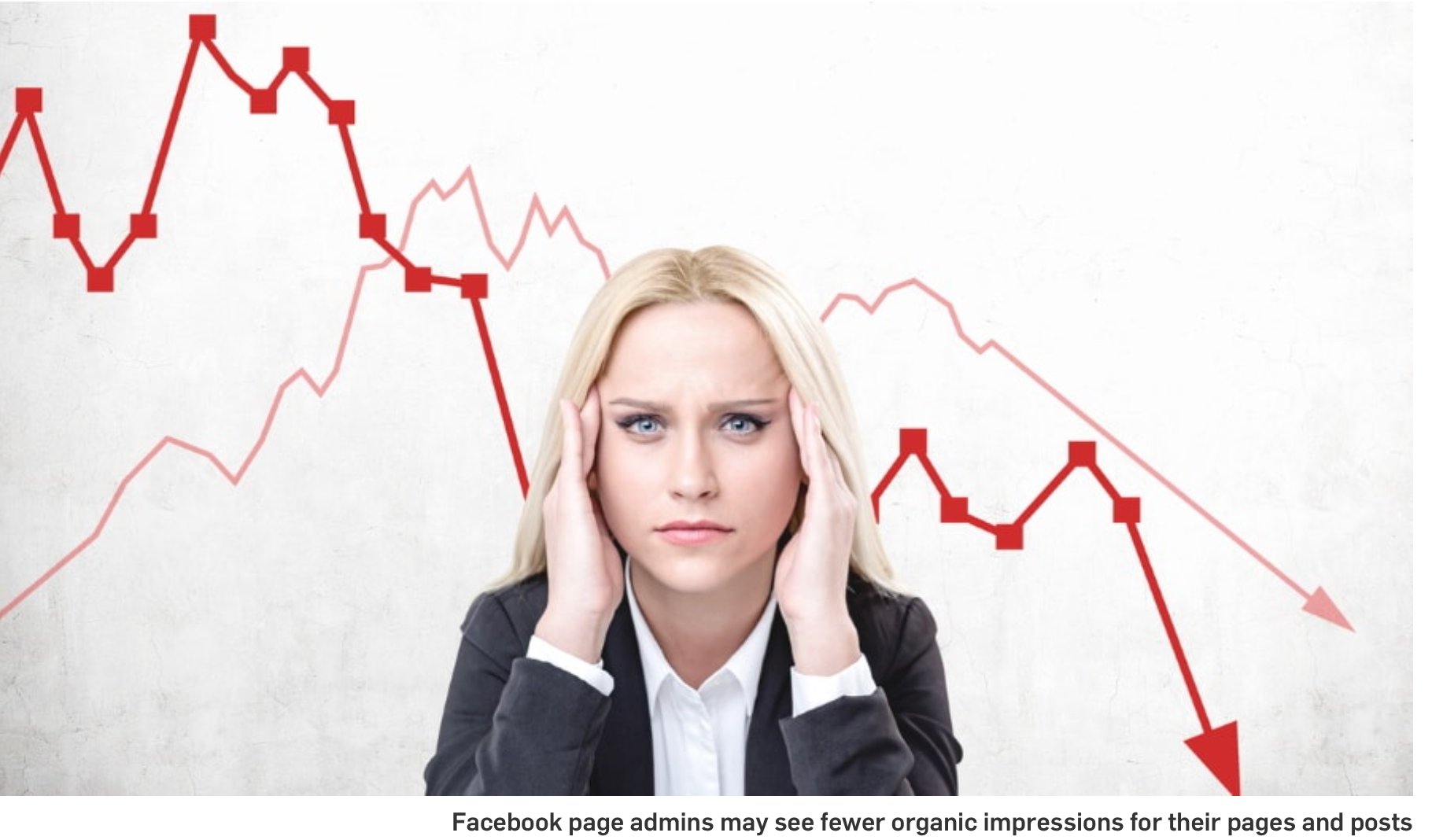 Facebook's Tweak May Cause Organic Page Impressions to Drop