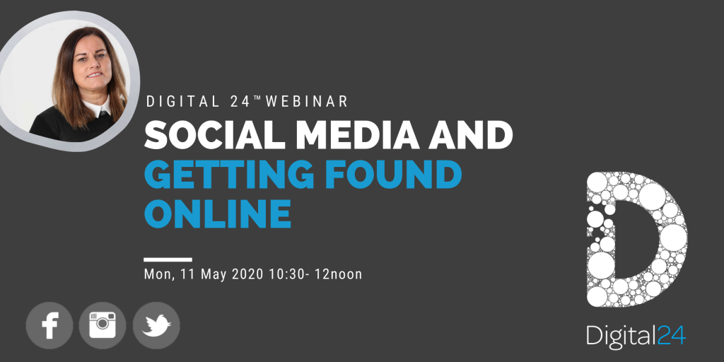 Social Media Training Webinar Northern Ireland