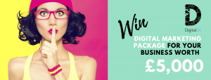 Win Digital Marketing Package Worth £5000 With Digital 24