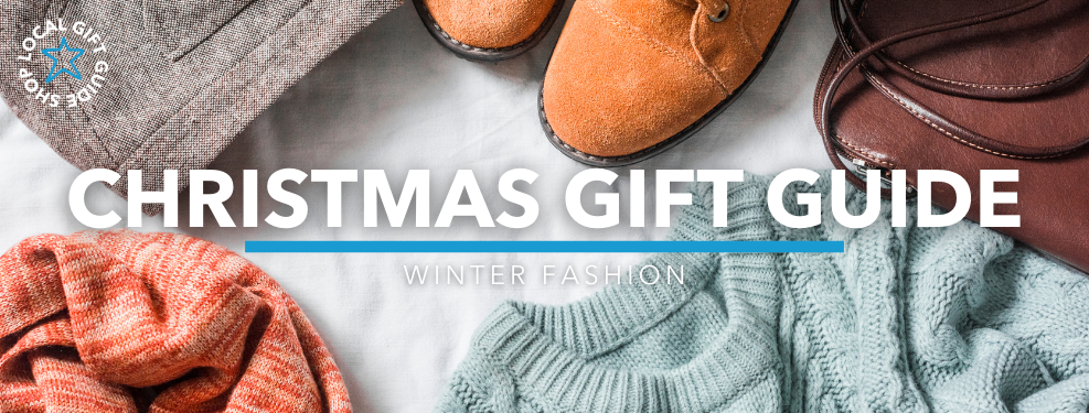 Shop Local Gift Guide: Winter Fashion