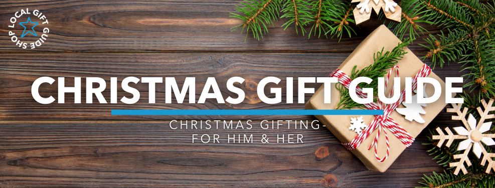 Christmas Gift Guide For Him & Her
